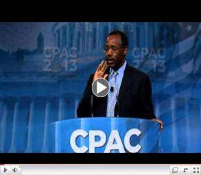 CPAC 2013 - President Obama's Prayer Breakfast Club (feat. Dr. Ben Carson and Eric Metaxas)